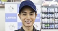 イケメン俳優中村蒼くんとローソンMACHI cafe