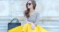流行のミモレ丈スカートが「オバさんスタイル」になるのを防ぐ!