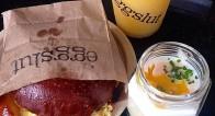デニーズでも食べれる!話題の朝食フード「エッグスラッド」