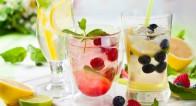 水に果物を入れ冷やす!美容効果が絶大な「デトックス水」の作り方
