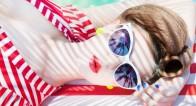 今夏は「薄めカラーレンズ」のサングラスが流行!