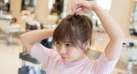 朝10分で完了!オトナ可愛いヘアアレンジの作り方3選