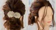 【次の花嫁はあなたかも?】秋冬のお呼ばれヘアアレンジ3選