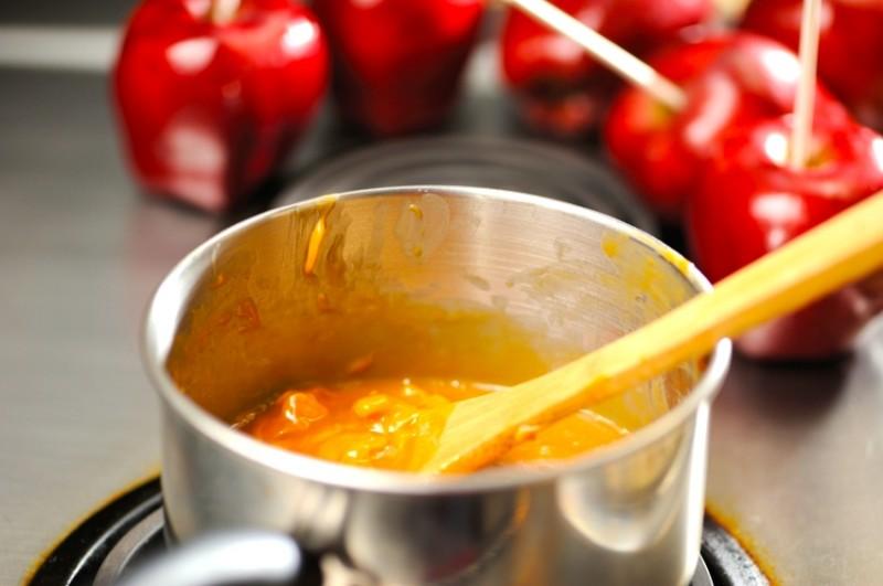 焼きリンゴ2