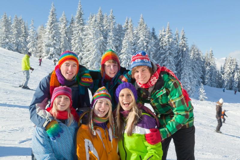 スキー合コン