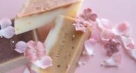 アメリカ生まれのバレンタイン限定のデザートソープが素敵・・・