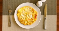 【フレンチ】食べてキレイになれる「ふわっとろっ」チーズオムレツの作り方