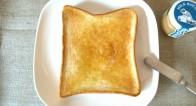 """【パン研究家指導】スーパーの食パンを""""サクふわトースト""""にする絶妙テク"""