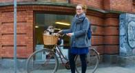 【自転車LOVE!なお国柄】スウェーデンの自転車女子スナップ