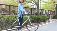 みんなのお気に入りの自転車見せてください!【自転車女子スナップ】