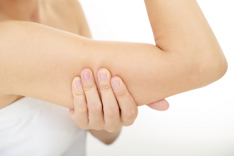 二の腕のセルライトの原因と除去法