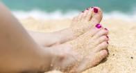 足の砂もすぐ落ちる!? 夏の「あるある」を簡単に解決する方法とは?