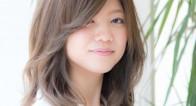 【外国人風】くすみブルーで透け感たっぷり!今夏のヘアカラーとは?