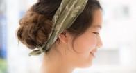 【朝忙しくてもOK】1週間分!夏のヘアアレンジ術(ロング編)