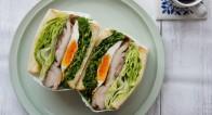 恐るべき断面美!ビジュアル系サンドイッチの超手軽な作り方