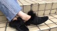 【きちんと感も抜け感も!】秋のヘビロテ靴は「スリッパサンダル」で決まり!