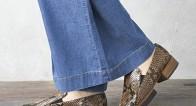 【たくさん歩いても疲れない】大人のトレンド靴「ローファー」を要チェック!