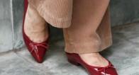 履くだけでパリジェンヌに!大人可愛い「バレエシューズ」の選び方