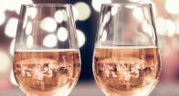 【12月14日】ハッピーチャンス!満月の日にロゼワインを飲むジンクスとは?