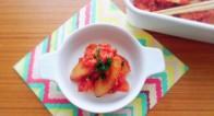 フライパンだけでできるごぼうのアラビアータ【つくりおきレシピ】