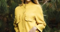 着るだけでハッピーな気分に!トレンドカラー【黄色】アイテムコーデ術