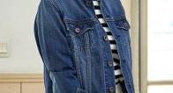 普通のカジュアルは卒業!旬ムードをまとえる「Gジャン」の着まわしテク