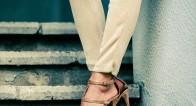 季節は足元から。履くだけで綺麗に見える「ストラップシューズ」で先取り春コーデ!