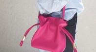 小さいのに大容量♪見た目も使い勝手も◎の3大トレンドバッグはコレ!