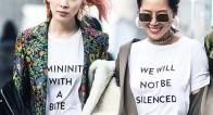 今年の重大テーマがファッションにも!話題の【フェミニズムアイテム】をリサーチ
