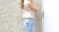 【美尻をGET♡】海外セレブに大人気!はくだけでヒップアップできるジーンズとは?