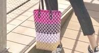 気負わない可愛いさ♡海外で人気の「かごバッグ」がおしゃれ!
