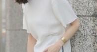 カジュアルだけど女っぽい♡大人の余裕を感じる「ビッグTシャツ」が素敵!