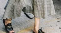 ストレスフリー♪「ぺたんこスリッパサンダル」を大人がオシャレに履くポイント