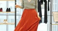 秋冬もトレンド継続!「プリーツスカート」のおしゃれに差がつく選び方は?