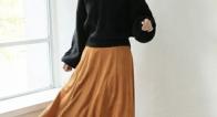 寒い季節も可愛くオシャレに♪あったか素材のトレンドスカート5選