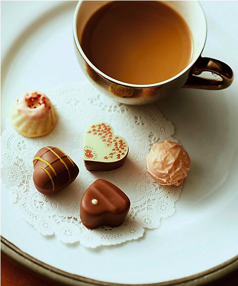 チョコレート ローレンシュタイン