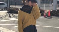 ギャップが可愛い♡冬の「レース」で女らしくイメージチェンジ!