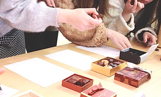 チョコレート 産地
