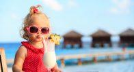 子供も飲める?飲む日焼け止めは何歳からOK?