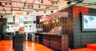 お祭りのようなワクワク空間で洗練メイク!資生堂新メイクアップ先行発売イベント開催