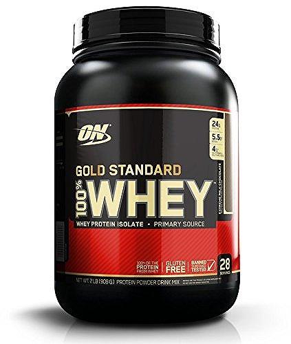 プロテイン おすすめ Gold Standard 100% ホエイ エクストリーム ミルクチョコレート