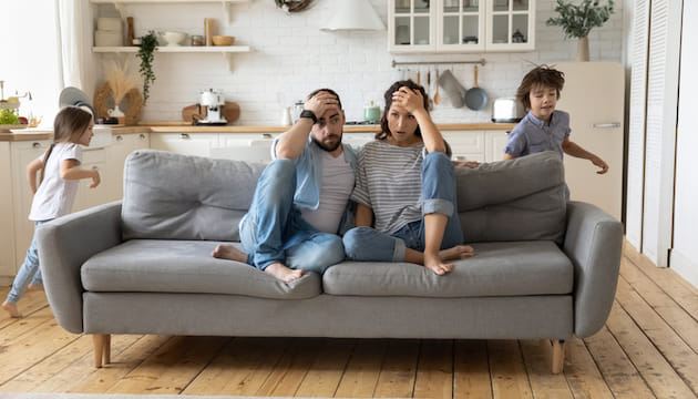 除菌ストレスで離婚危機!? 家族でコロナ禍を乗り切るストレス解消法