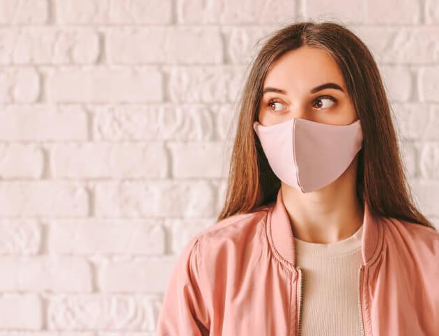 マスクで「小顔シルエット」が叶う!?KATE発の話題のマスクを着用レビュー